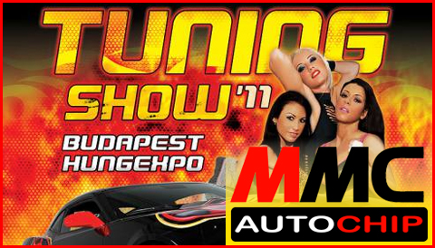 Chiptuning videó Carstyling Tuningshow 2011